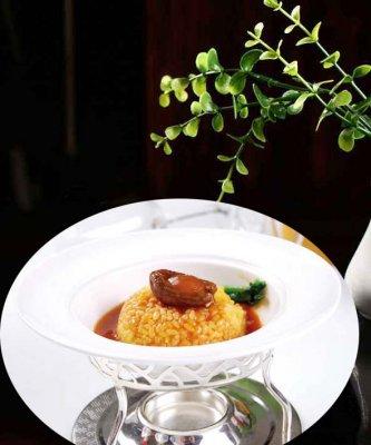鲍汁海参焖豆腐